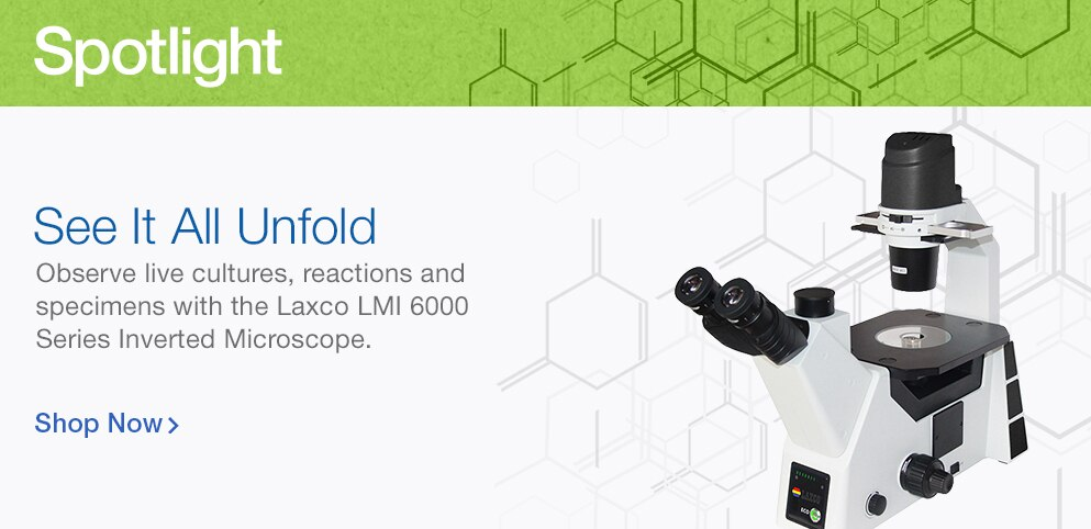 Laxco Inverted Microscopes