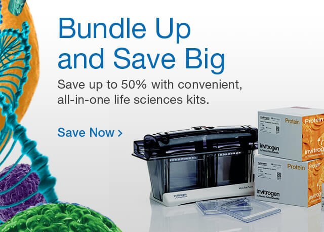 Life Sciences Starter Kits and Bundles