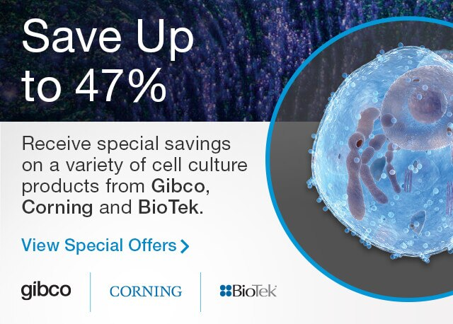 Unrivaled Cell Culture Savings