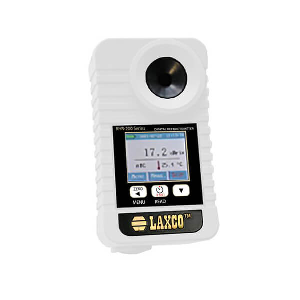 Laxco™ Handheld Digital Brix/RI Refractometers, Brix Range: 0 to 10%