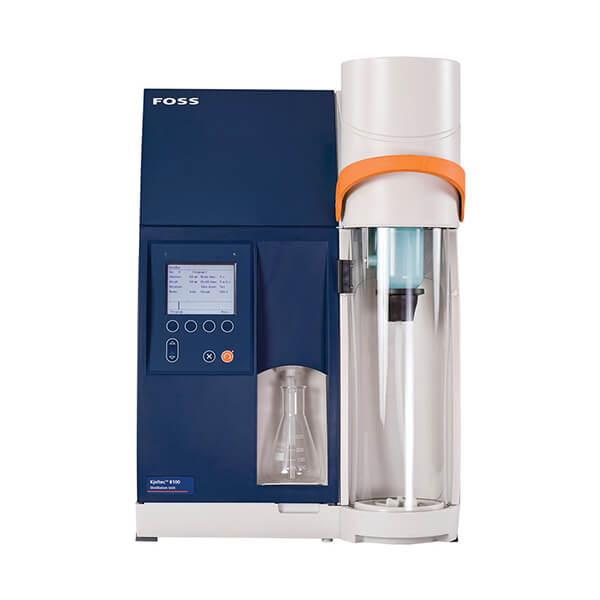 Foss™ Kjeltec™ 8100 Manual Distillation Units