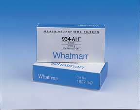 Whatman™ Binder-Free Glass Microfiber Filters