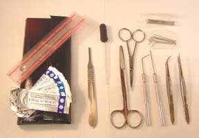 DR Instruments Teachers Dissecting Kit