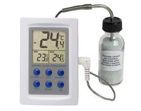 H-B Frio Temp - SP Scienceware Calibrated Electronic Verification Thermometers: −50°/+300°C (−58°/+572°F)