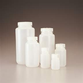 Fisherbrand™ Polypropylene Wide-Mouth Bottles