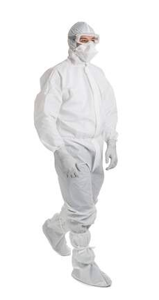 Kimberly Clark™ KIMTECH PURE™ A6 Cleanroom Coveralls